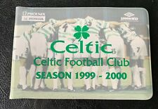 More details for celtic fc - used season ticket cover / vouchers - 1999-2000