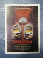 Filmplakatkarte  Malcolm   Colin Friels, John Hargreaves, Lindy Davies