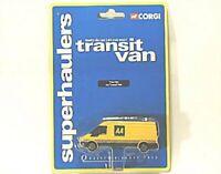Ford Transit Van AA - 1:64 Corgi