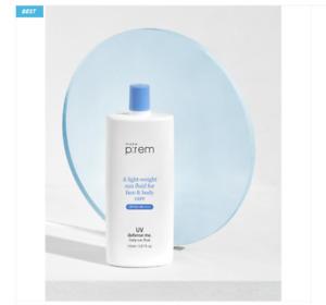 MAKE P:REM UV Defense me. Daily Sun Fluid SPF 50+ PA++++ 150ml make prem