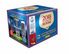 BOX Panini 2018 Russia World Cup Sticker Tüten BOX DISPLAY
