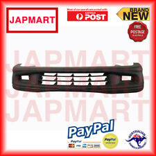 HOLDEN RODEO TF 01/1998 ~ 02/2003 FRONT BUMPER BAR COVER F49-RAB-DRLH