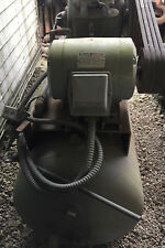 120 Gal DeVILBISS COMPRESOR WITH A 10 HP 3PHASE ELECTRICAL MOTOR