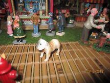 "Train Garden Village House Carnival "" Bulldog Accessory "" +Dept 56/Lemax info"