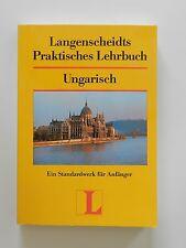 Langenscheidts Praktisches Lehrbuch Ungarisch Standardwerk für Anfänger