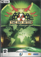 The Day After Fight for Promised Land - PC CD-ROM NUOVO SIGILLATO ITA - PC GAME