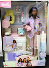 Barbie Happy Family (Aa) African American Doctor *Rare* Collectible