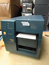 Intermec 3400 Thermal Barcode Label Printer Serial DB25 POS 3400A201  - 12 INCH