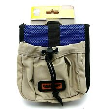 New Vintage Case Logic CDXB24 CD DVD Wallet 24 Capacity Drawstring Pocket