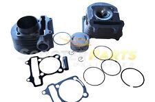 170cc Big Bore Cylinder Kit w Head Piston 61mm Gy6 125cc 150cc Atv Quad Go Karts