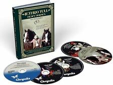 JETHRO TULL Heavy Horses (New Shoes Edition) Deluxe Edition 3-CD + 2-DVD set NEW