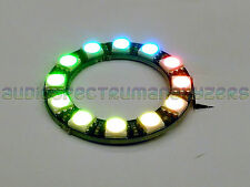 WS2812B 5050 NeoPixel Ring 12 Way Serial RGB LED with Integrated Controllers UK