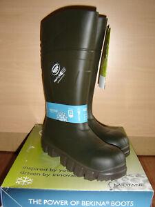 Bekina Boots Steplite XCi Gr. 45 Thermostiefel  Sicherheitsstiefel  Gummistiefel
