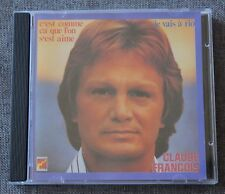 Claude François, je vais à Rio, CD carrere music