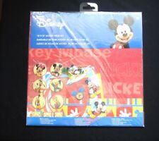 EK Success- 12x12 Mickey Mouse Page Kit- Disney- Paper, Borders, & Stickers- New