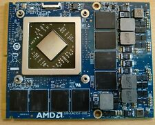 AMD Radeon HD 7970m 2GB GDDR5 MXM 3.0b - working, for spares - see description
