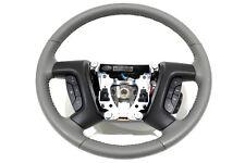 OEM NEW Steering Wheel Cruise Radio Control Titanium 07-08 GM Truck SUV 15917932