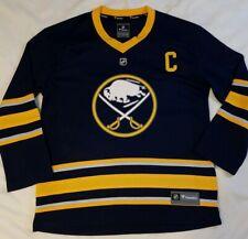 Buffalo Sabres Durussel Fanatics Jersey Size Y-L/XL