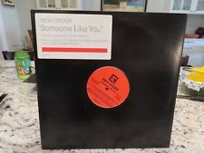 NEW ORDER SOMEONE LIKE YOU VINYL 2LP'S REMIXES PROMO REPRISE UNPLAYED N MINT
