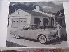 1955 FORD THUNDERBIRD  EARLY WITH 55 PASS CAR TRIM    11 X 17  PHOTO /  PICTURE