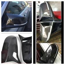 CARBON FIBRE M3 STYLE WING MIRROR REPLACEMENT COVERS BMW 1 SERIES F20 F21 2012+