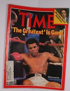 Time Magazine February 27 1978 Cover Muhammed Ali after loss to Leon Spinks M321