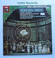 ESD 7158 - FRENCH OPERA CHORUSES - PRETRE Paris Opera Chorus & O - Ex LP Record