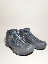 Keen Targhee III 3 Leather Waterproof Hiking Shoes Boots EU 37.5 US 7 Womens
