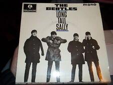 The Beatles LONG TALL SALLY UK BRITISH 4 TRACKS MONO PARLOPHONE VINYL NM