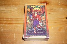 The Sacred Rose Tarot Deck 1982 pack of Tarot Playing Cards by Johanna Gargiulo