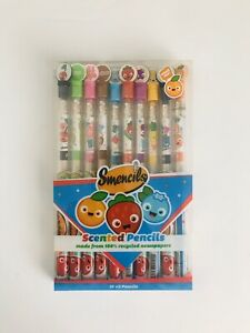 Smencils Graphite Scented Pencils 10 Pack Assorted NEW! ✨✨✨