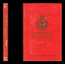 THE STORY OF A REGIMENT Lord Strathcona's Horse (ROYAL CANADIANS) 1870-1939, WWI