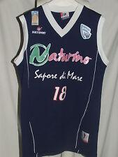 Shirt Maillot Tank Top Basketball Sport Match Worn Civitanova Brands N°18