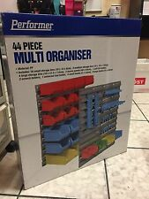 Performer 44 Piece Multi Hand Tools Storage  Organiser  [AU Stock]