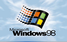 Microsoft Windows 98 SE Second Edition Install Repair Disc Disk CD