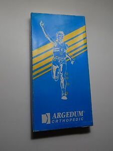 Argedum Orthopedic 2 Elastic Beige Adult Ankle Foot Wraps Made in Greece