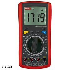 UNI-T UT70A Digital Multimeter Kapazität Induktivität Temperatur RLC-Meter