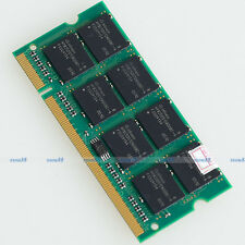 1GB 1024MB PC2700 333mhz SODIMM DDR 333 Mhz 200pin DDR1 Laptop Memory Free Ship