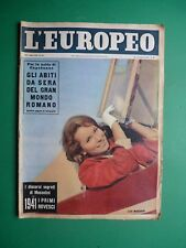 L'Européen 1956 Lea Massari Antonella Lualdi Giorgia Moll Gina Lollobrigida N