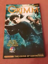 Grimm Vol 1: Coins of Zakynthosm 2013, TPB Dynamite First Printing!