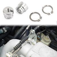 Aluminum Buje del acelerador Para BMW E30 E34 E28 E39 E36 M20 M30 M50 S14 M60 BS