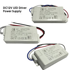 12-36W LED Transformateur Conducteur 240V AC Pour DC12V Bande G4 MR11 MR16 Bulbe