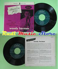 LP 45 7'' WOODY HERMAN Tenderly Lemon drop Starlight souvenirs usa no cd mc dvd