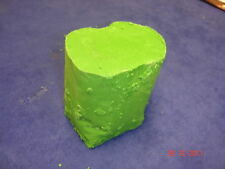 1 x Green Polishing Buffing / Honing Compound/Paste Soap Wax Bar 500g