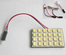 T10 BA9S 24 LED 5050 SMD White Interior Room Dome Door Car Light Panel Lamp Bulb
