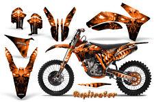 KTM 250SX 350SX 450SX 2011-2012 GRAPHICS KIT CREATORX DECALS RCONP