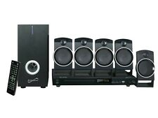 SUPERSONIC SC-37HT 5.1 Channel DVD Home Theater System +USB Input +Karaoke