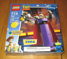 Lego Toy Story Zurg no 7591 Special Edition MB 2010
