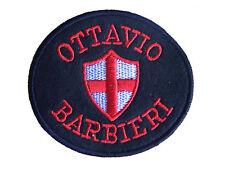 TOPPA ovale GENOA OTTAVIO BARBIERI stickerei EIMBRODERY broderie