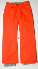 Roxy Dynamite Snowboard Pant (S) Orange